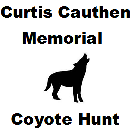 Curtis Cauthen Memorial Coyote Hunt